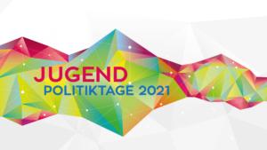 Logo Jugendpolitiktage 2021