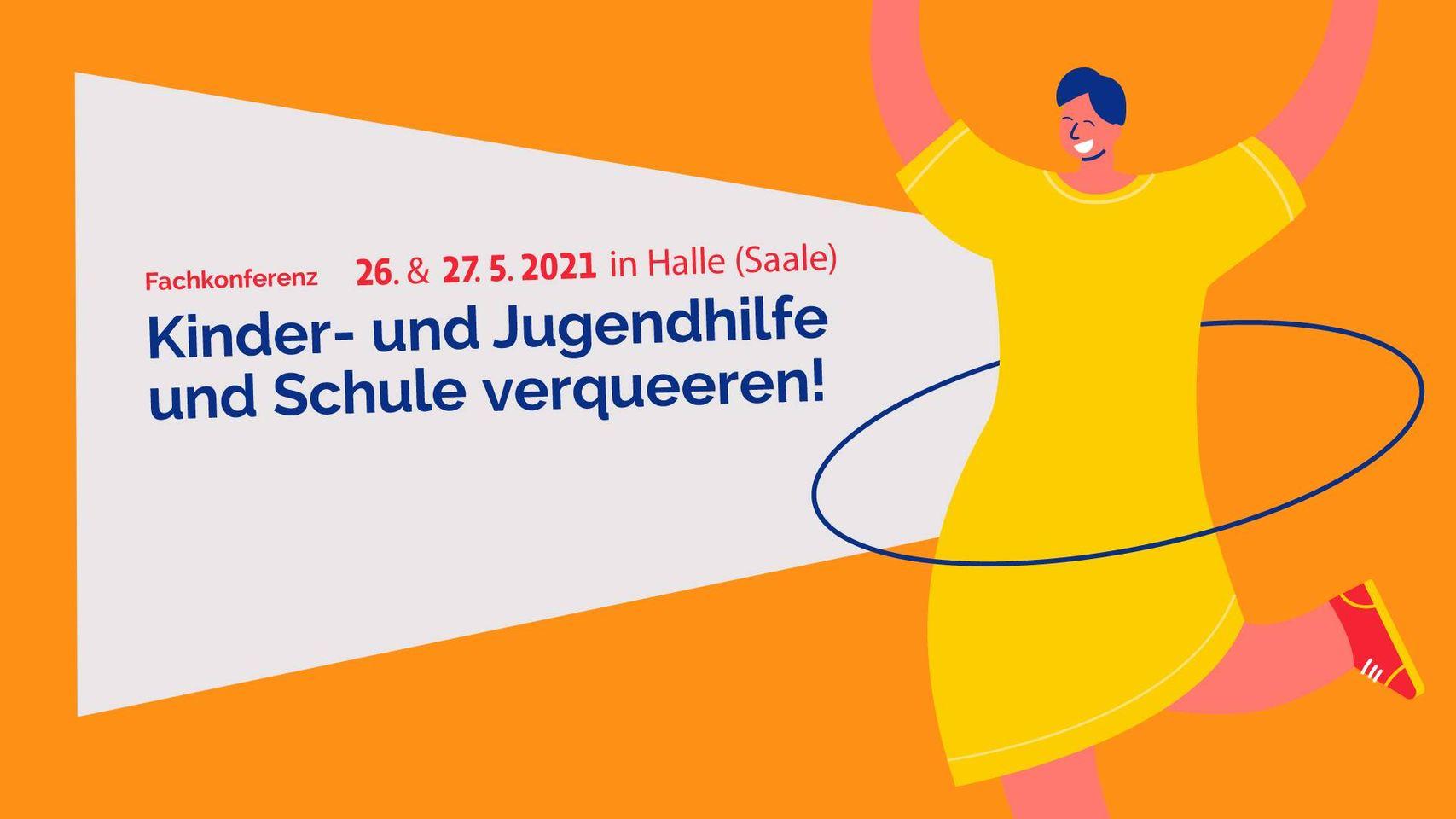 Kinder- und Jugendhilfe und Schuler verqueeren – queere Fachkonferenz in Halle (Saale)