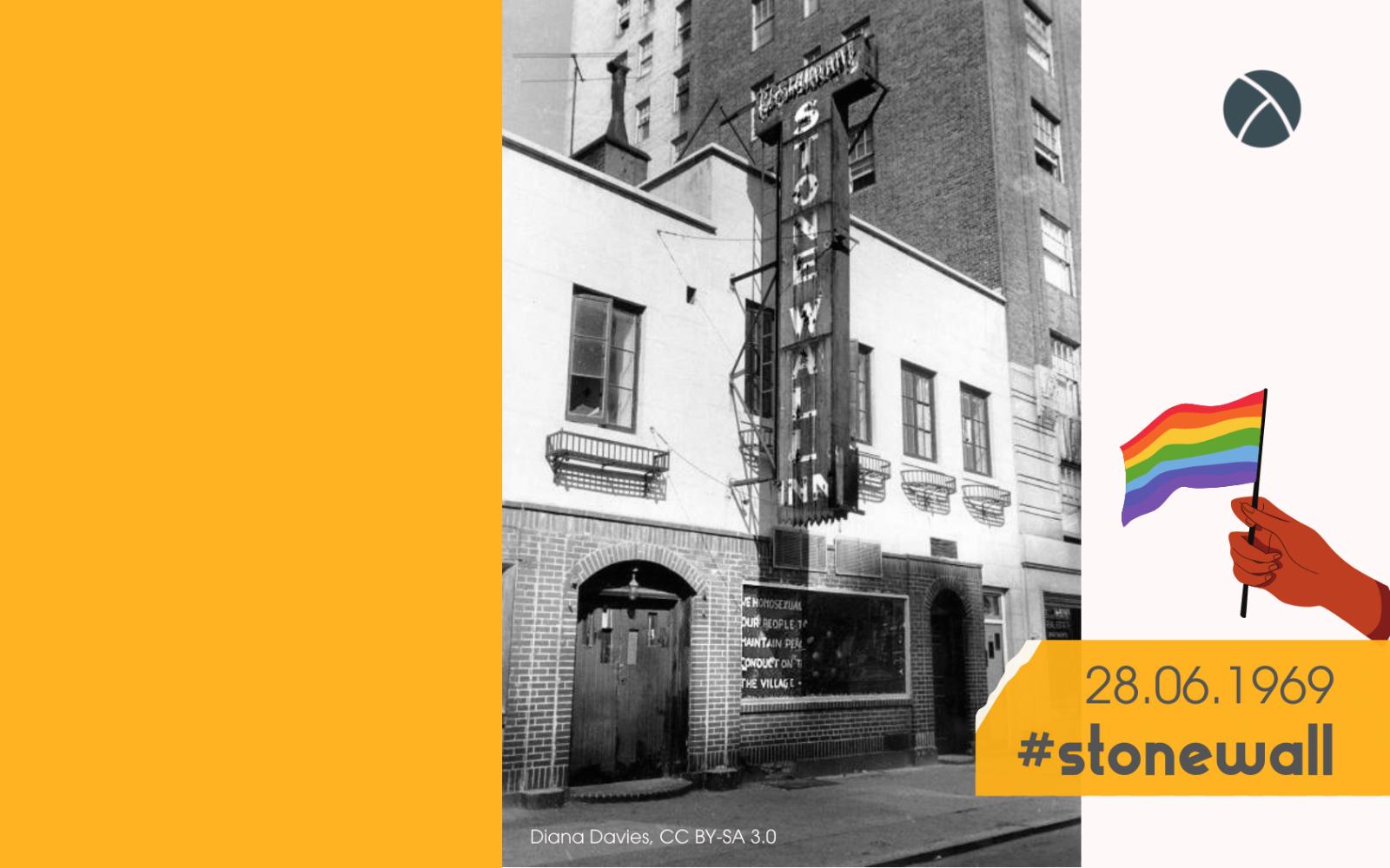 52 Jahre Stonewall Riots